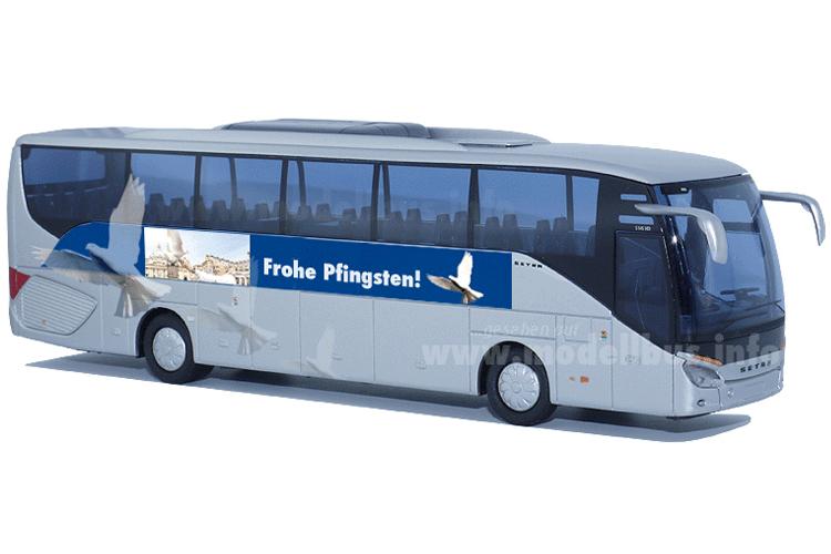 omnibus.news wünscht frohe Pfingsttage! Foto: Schreiber