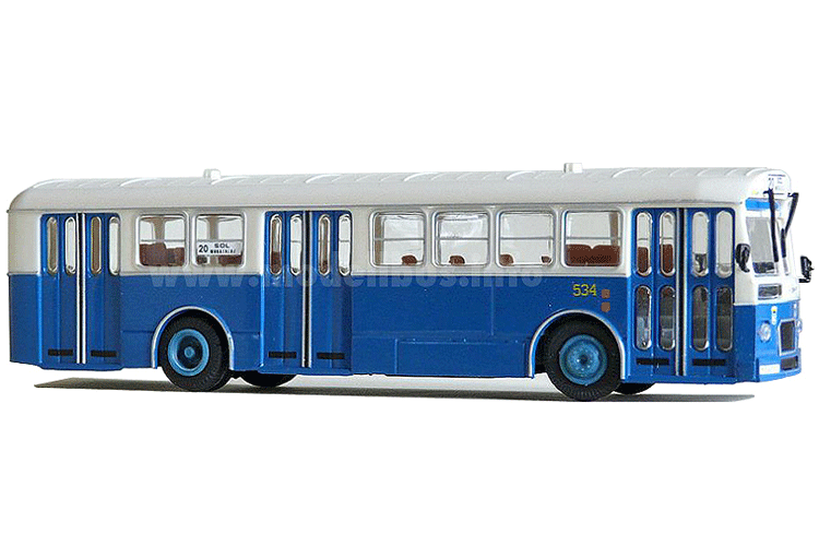 Pegaso 6035 EMT Otero Scale Model