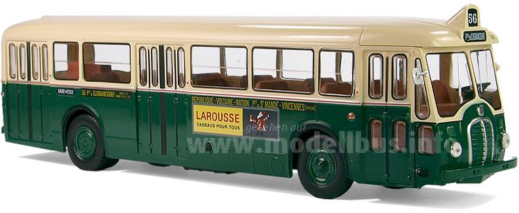 Französische Linienbus-Neuheit