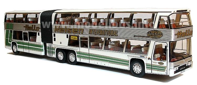 Der größte Reisebus der Welt