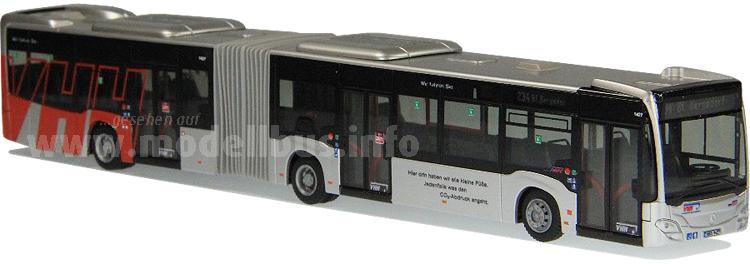 Sondermodell für Stadt im Modell: VHH-Citaro G.