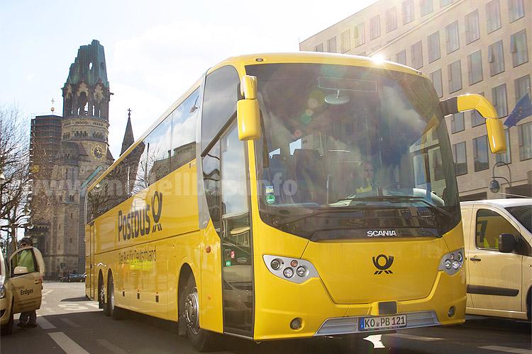 Postbus stockt die Busflotte um weitere 60 Busse von Scania auf.