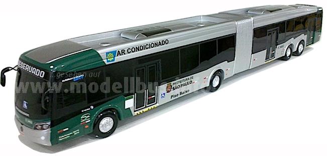 Länge läuft: In Brasilien sind BRT-Systeme weit verbreitet - auch im kleinen Maßstab, wie ForBuss zeigt.