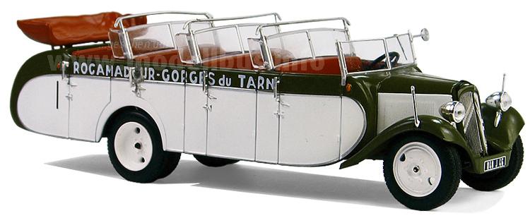 Cabrio-Busse sind keine Erfindung der Sightseeing-Anbieter, wie...