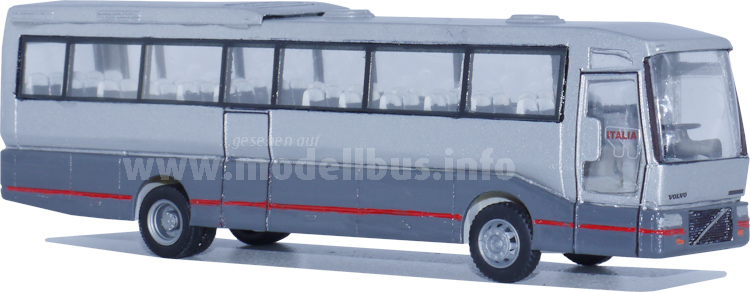 Der Design-Klassiker: Giugiaros Reisebus Italia 99.