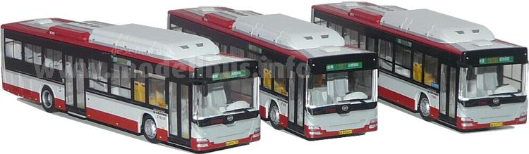Chinesischer Linienbus in 1/87