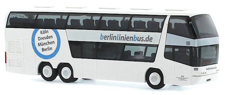 65328 Neoplan Skyliner 03 Berlinlinienbus BAHNedition