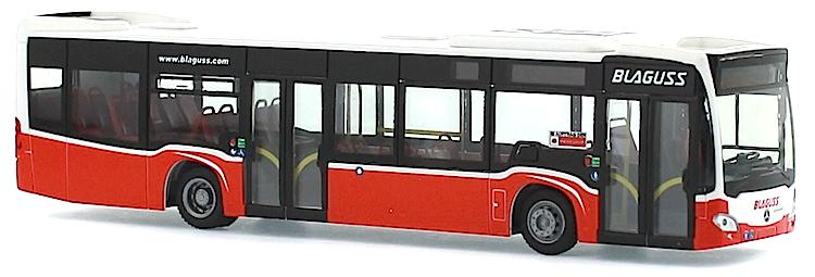 69435 Mercedes-Benz Citaro Euro VI Blaguss (AT)