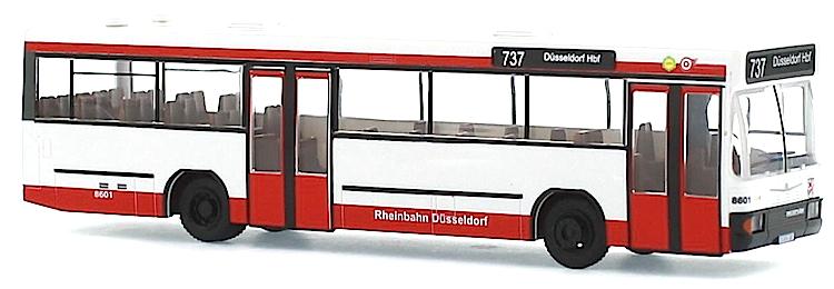 71701 Neoplan N 416 Rheinbahn Düsseldorf collectors edition