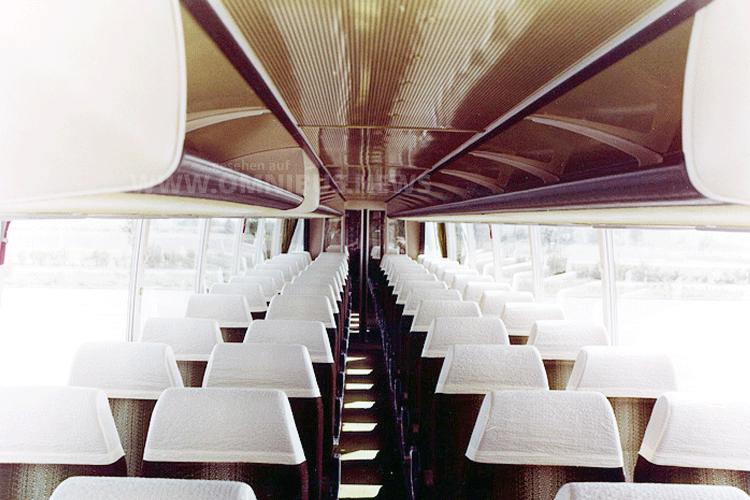 Zunächst als Reisegelenkbus geplant... Foto: Kässbohrer