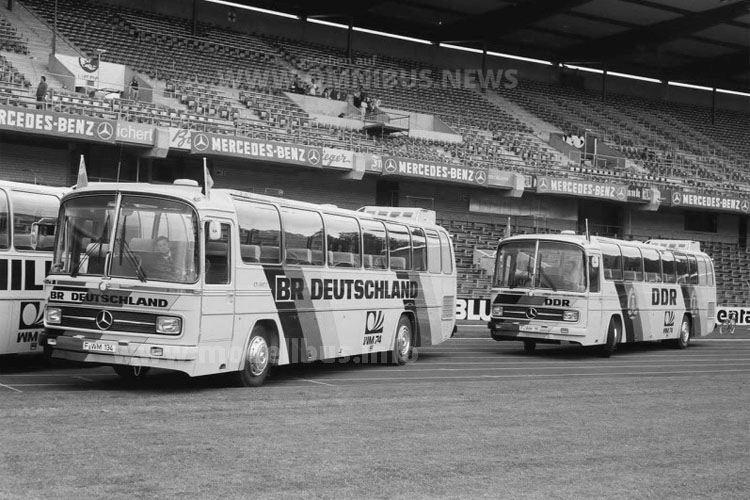 WM Bus 1974 BR Deutschland