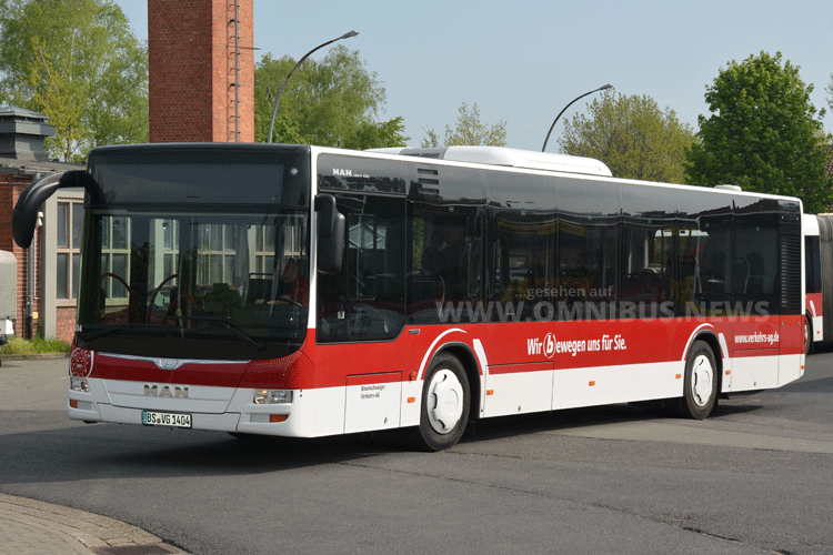 MAN Lions City Braunschweig