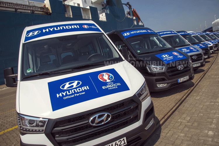 Hyundai H350 UEFA EIRO 2016