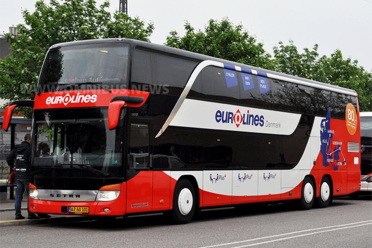 Setra S 431 DT Eurolines Denmark