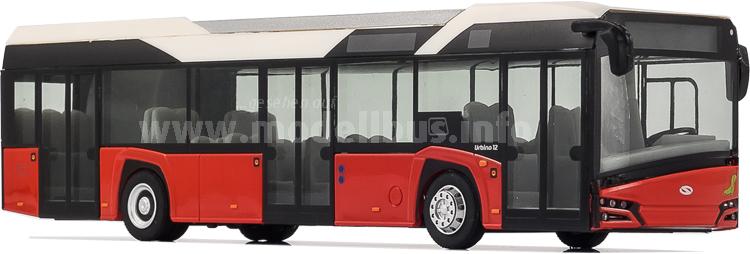 Der neue Solaris Urbino 12 ist jetzt als Serienmodell ausgeliefert worden.