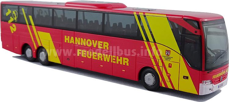 Der GEW der BF Hannover hat als Basis einen Mercedes-Benz Tourismo L.