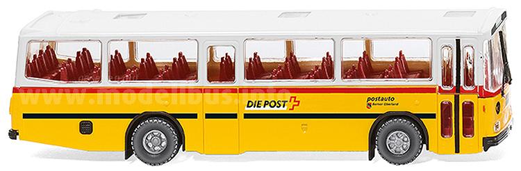 Neuauflage Saurer-Postauto