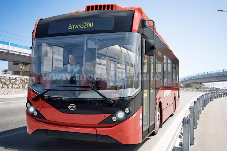 ALD und BYD kooperieren und liefern 51 Elektrobusse für London aus.