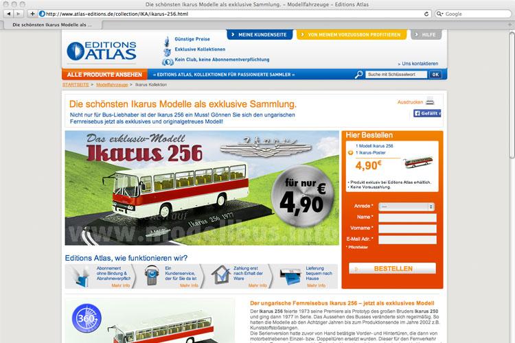 Ab sofort auch in Deutschland erhältlich: Die Kollektion Ikarus von Editions Atlas.