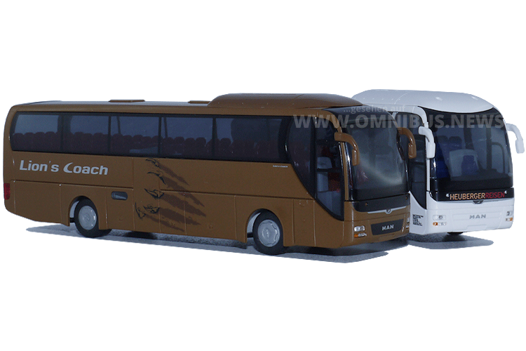 MAN Lions Coach Facelift