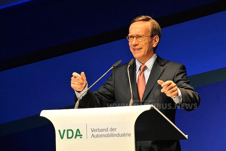 Wissmann, VDA Präsident