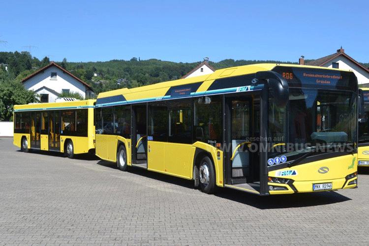 Solaris Urbino Hess anhänger