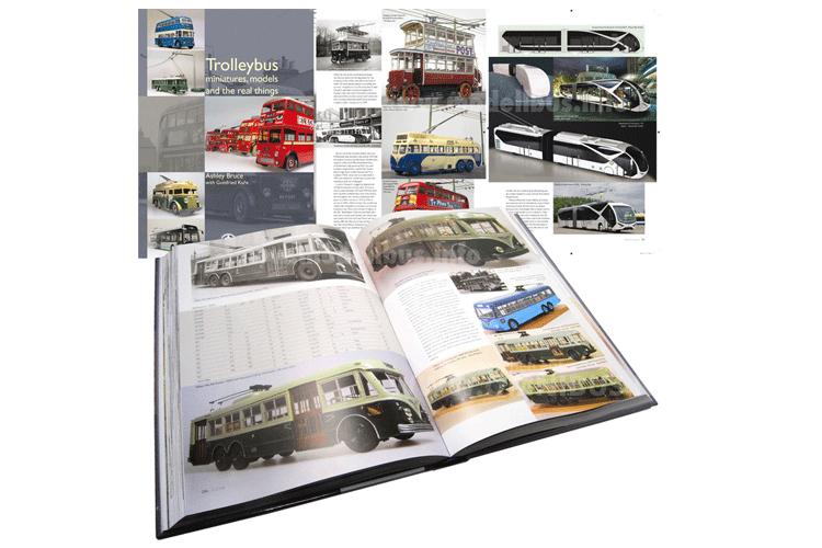 Trolleybus Buch