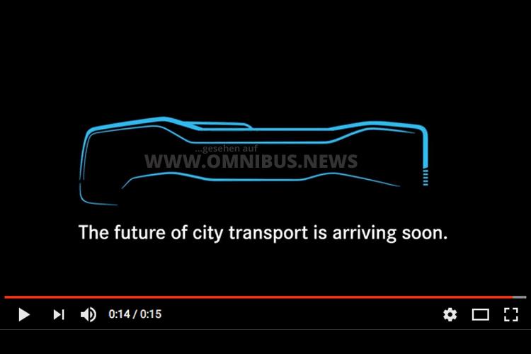 Daimlers Bus der Zukunft