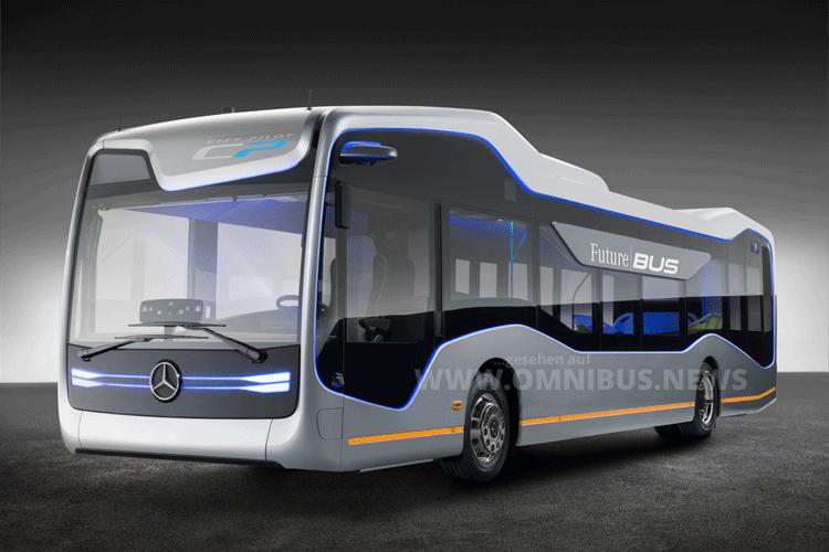Future Bus Mercedes-Benz