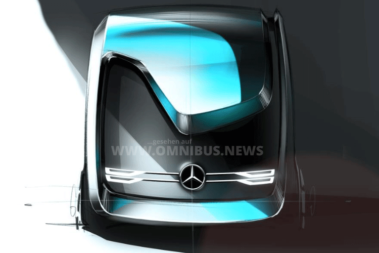 Daimler Future Bus Design