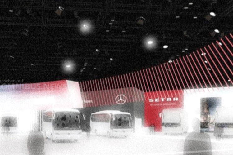 Daimler Buses IAA 2016