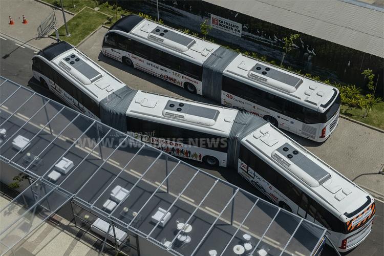 Scania BRT Megabus
