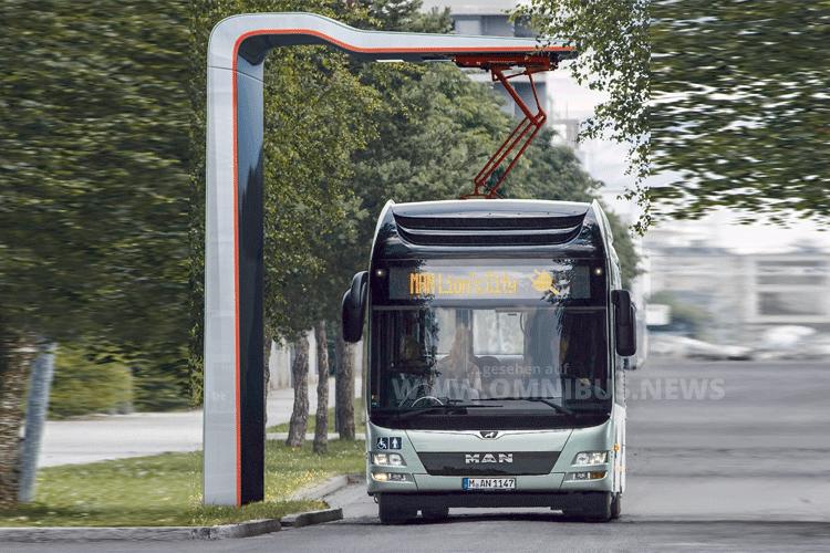 MAN Elektrobus
