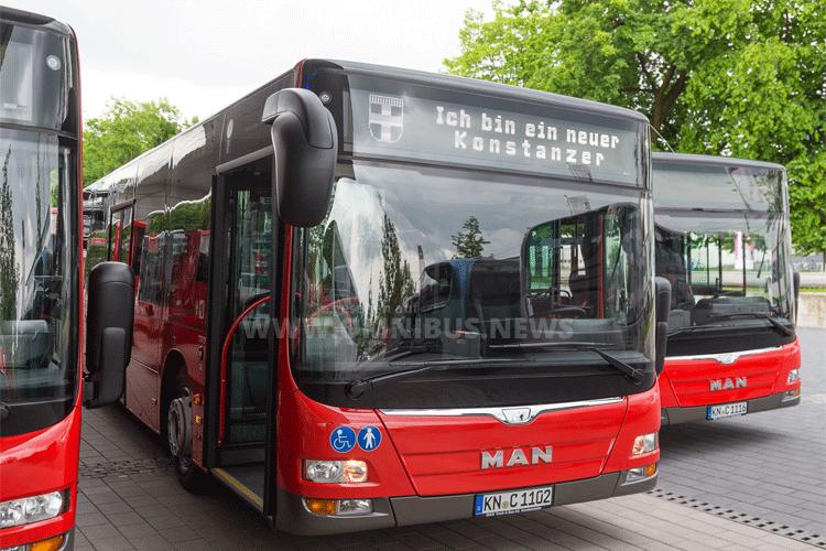 Buszug Konstanz