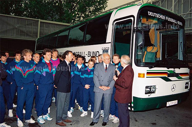MB O 303 DFB Nationalmannschaft