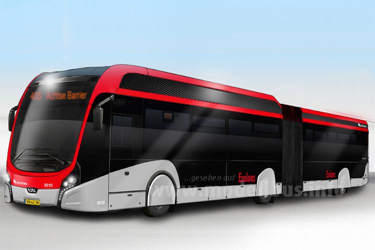 Großauftrag: 40 Elektrobusse