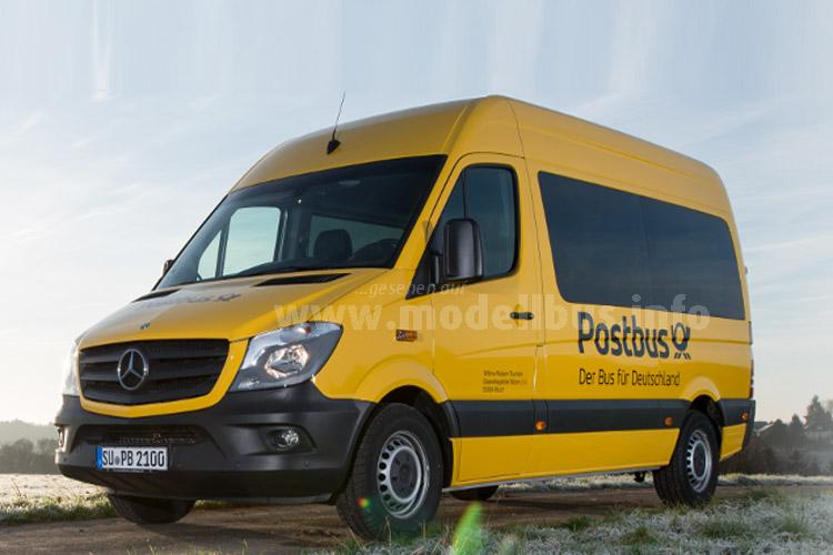 Postbus sprintet los