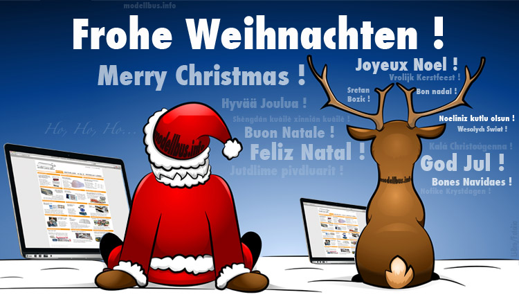 Frohe Weihnachten An Kollegen.Frohe Weihnachten Omnibus News