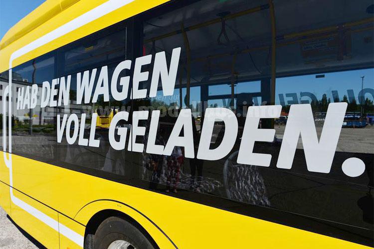 Probleme mit Elektrobussen