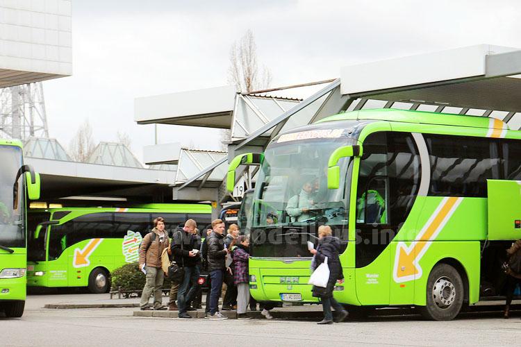 Und boomt, und boomt, und boomt... - 2014 wurden die Fahrgastzahlen im Fernbusmarkt fast verdoppelt.