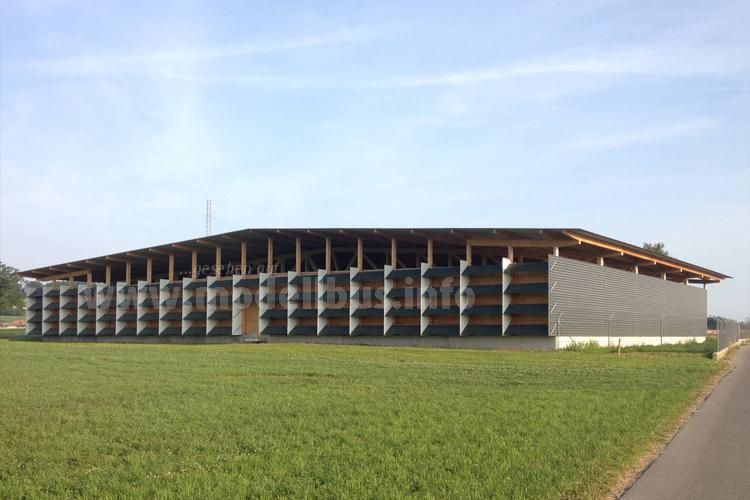 Ausgezeichnet: Das Museum für Kommunikation hat ein Depot für Postfahrzeuge bauen lassen - jetzt gab es eine Auszeichnung für die Architektur.