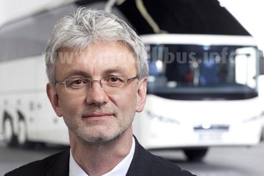 Hat MAN nach 23 Jahren auf eigenen Wunsch verlassen: Bernd Maierhofer.