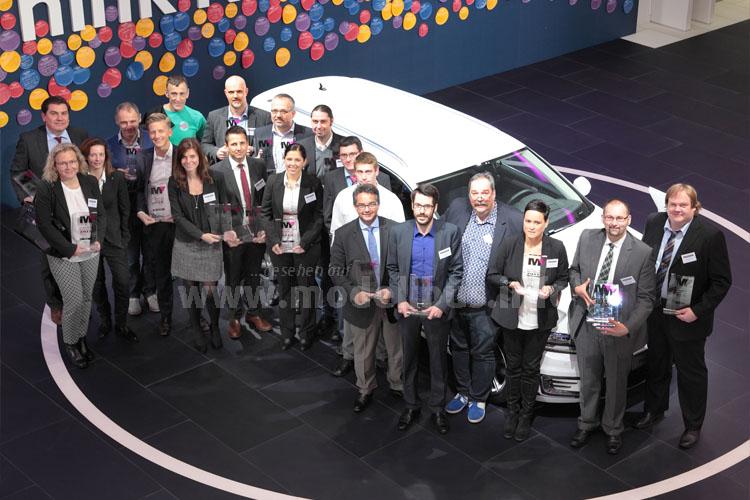 Der Oscar der Modellfahrzeugbranche