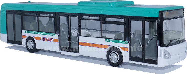 Einfach gut: Der Irisbus Citelis von Norev im Maßstab 1/43.