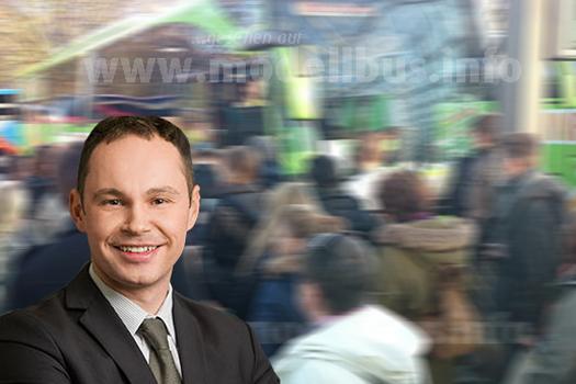 Der IGES-Geschäftsführer Christoph Gipp sieht eine unter dem Strich positive Entwicklung des Fernbusmarktes.