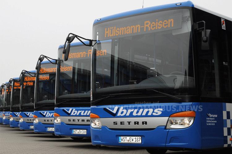 Setra S 415 UL business Bruns