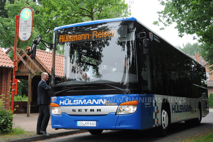 Setra S 514 LE