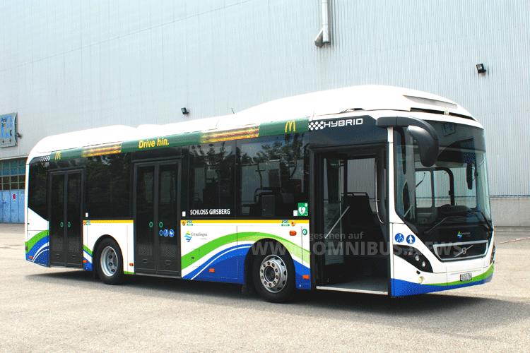 Volvo 7900 H 10,6m