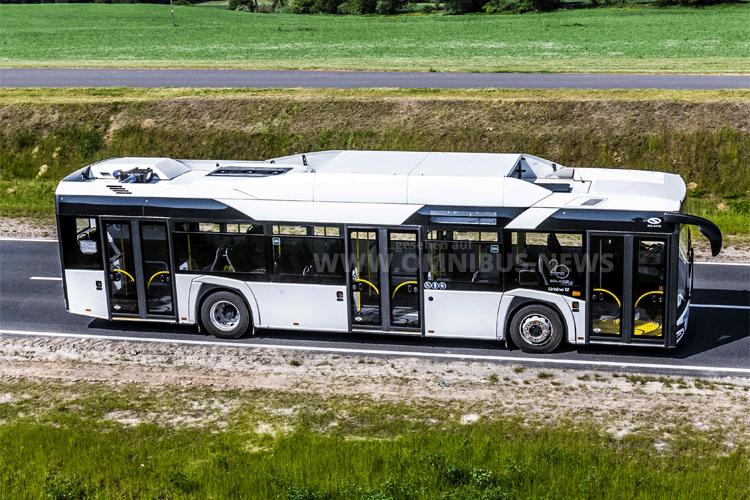 Solaris Urbino 12 CNG 2016