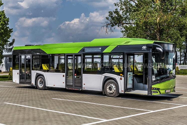 Solaris Urbino 12 Hybrid 2016